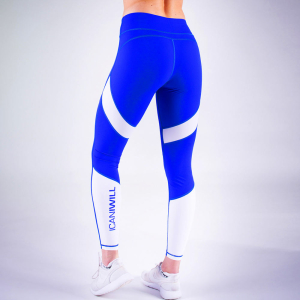 ICANIWILL Perform Tights Blue Women