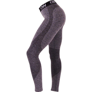 ICANIWILL Seamless Tights Grey Black White Women