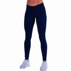 ICANIWILL Casual Pants Navy Women