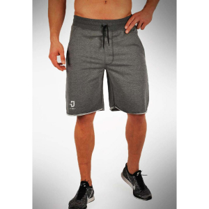 GymJunky Performance Shorts Cool Grey