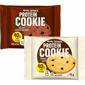 Body Attack Protein Cookie
