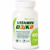 SRS Muscle Vitamin D3/K2