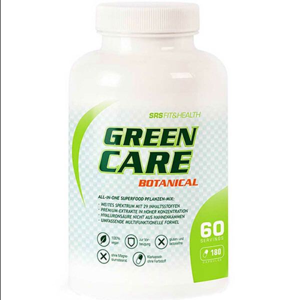 SRS Muscle Green Care
