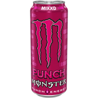 Monster Energy Mixxd Punch
