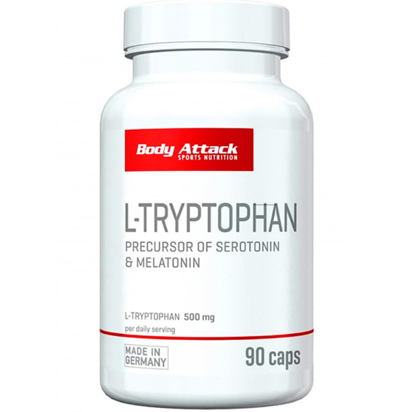 Body Attack L-Tryptophan