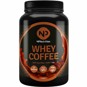 NP Nutrition Whey Coffee