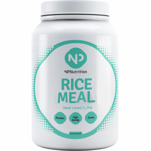 NP Nutrition Rice Meal