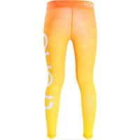 Tr3nd Clothing Tights Waben Gelb
