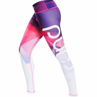 Tr3nd Clothing Tights Black Red White